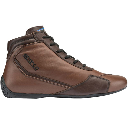 Sparco Slalom RB-3 Classica Race Boots Brown