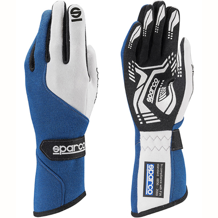 Sparco Force RG-5 Race Gloves Blue