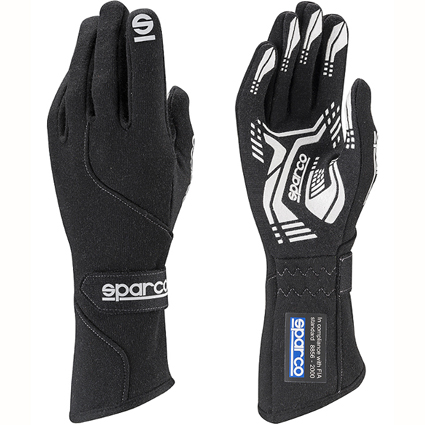 Sparco Force RG-5 Race Gloves Black
