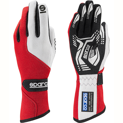 Sparco Force RG-5 Race Gloves Red