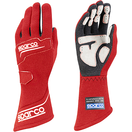 Sparco Rocket RG-4 Race Gloves Red