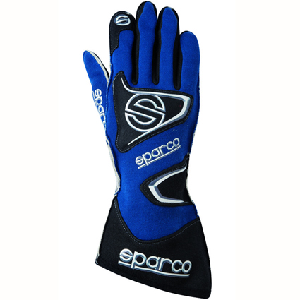 Sparco Tide RG-9 Race Gloves Blue