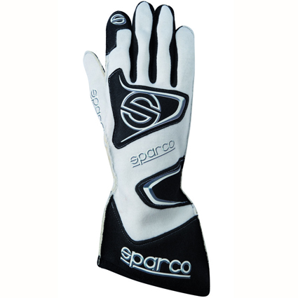 Sparco Tide RG-9 Race Gloves White