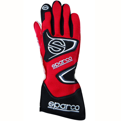 Sparco Tide RG-9 Race Gloves Red
