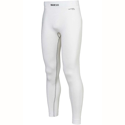 Sparco Shield RW-9 Nomex Long Johns White