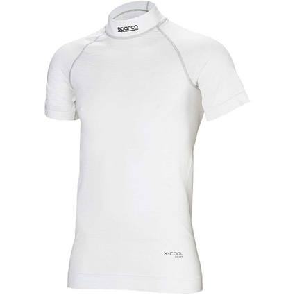 Sparco Shield RW-9 White Nomex Short Sleeve Top