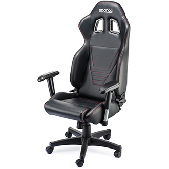 Sparco R100 Vinyl Office Chair