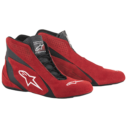 Alpinestars SP Race Boots Red