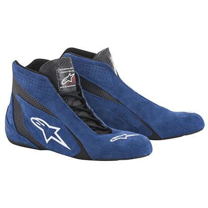 Alpinestars SP Race Boots Blue