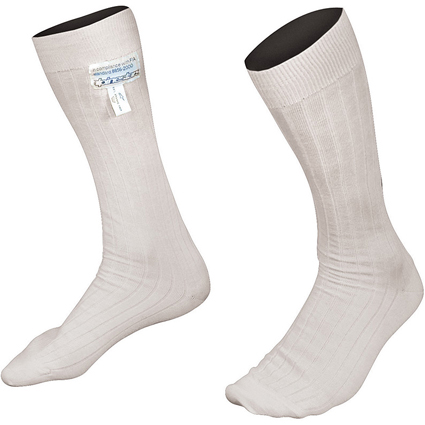 Alpinestars Nomex Calf Socks White