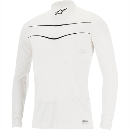 Alpinestars Race Long Sleeve Top White