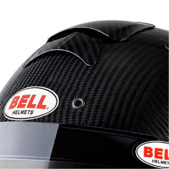 Bell HP7 Carbon Upper Intakes 2 Piece