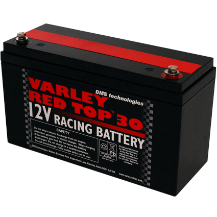 Varley Red Top 30 Racing Battery