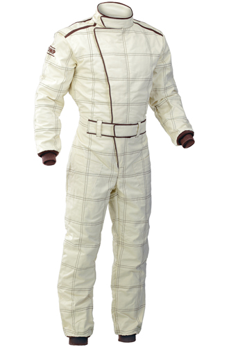 OMP Le Mans Race Suit Cream