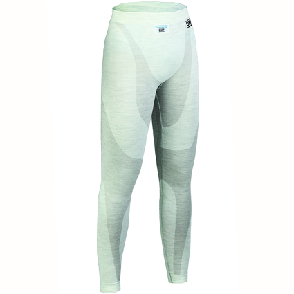OMP One Nomex Long Johns White