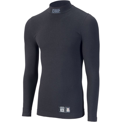 OMP Tecnica Long Sleeve Top Black