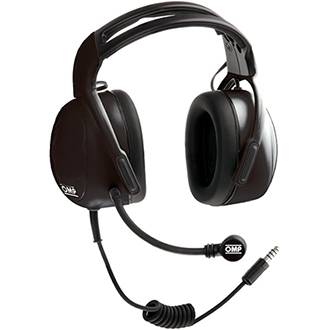 OMP Tech Race Professional Practice Headsets