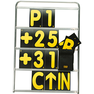 OMP Professional Pit Board System