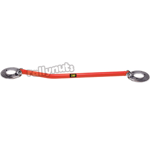 OMP MA/1750 Steel Fixed Front Upper Strut Brace BMW E36
