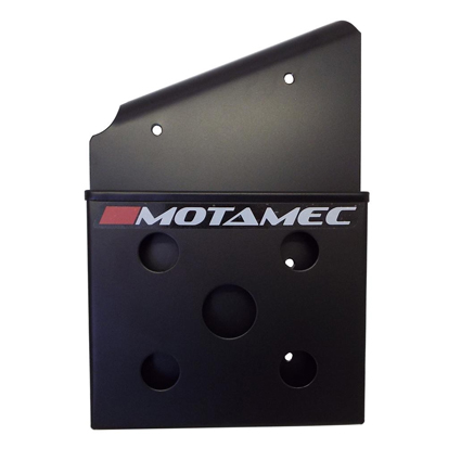 Motamec Co-Driver Alloy Door Map Document Holder Black L/H