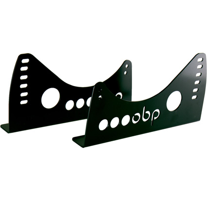 OBP 3mm Steel Side Mount Brackets