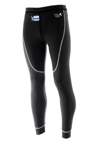 Turn One Pro Long Johns Black/Grey