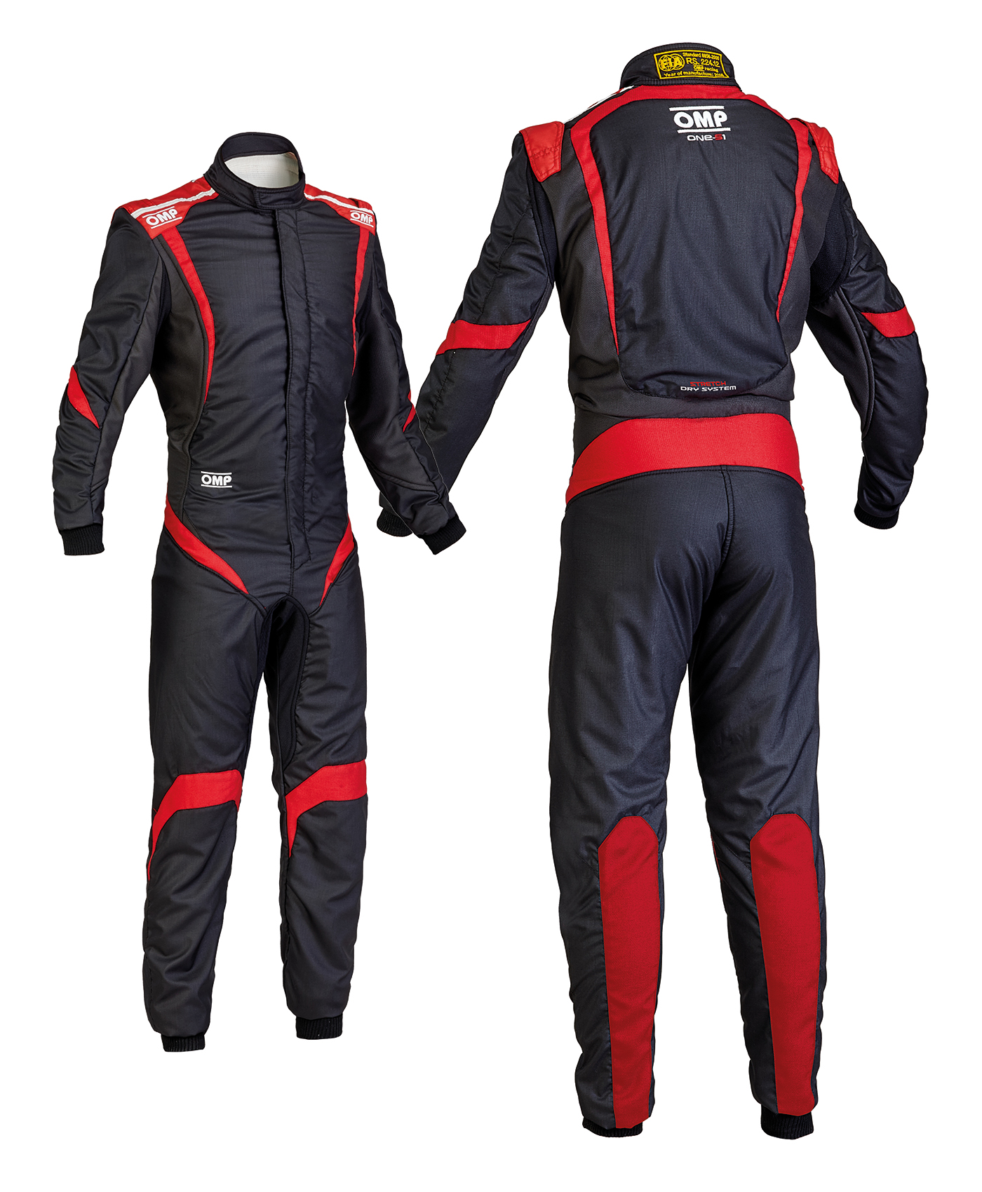 Racing Fire Suits >> OMP One S1 Race Suit | OMP IA01852073 Racing Overalls | OMP One S1 Fireproof Overalls ...