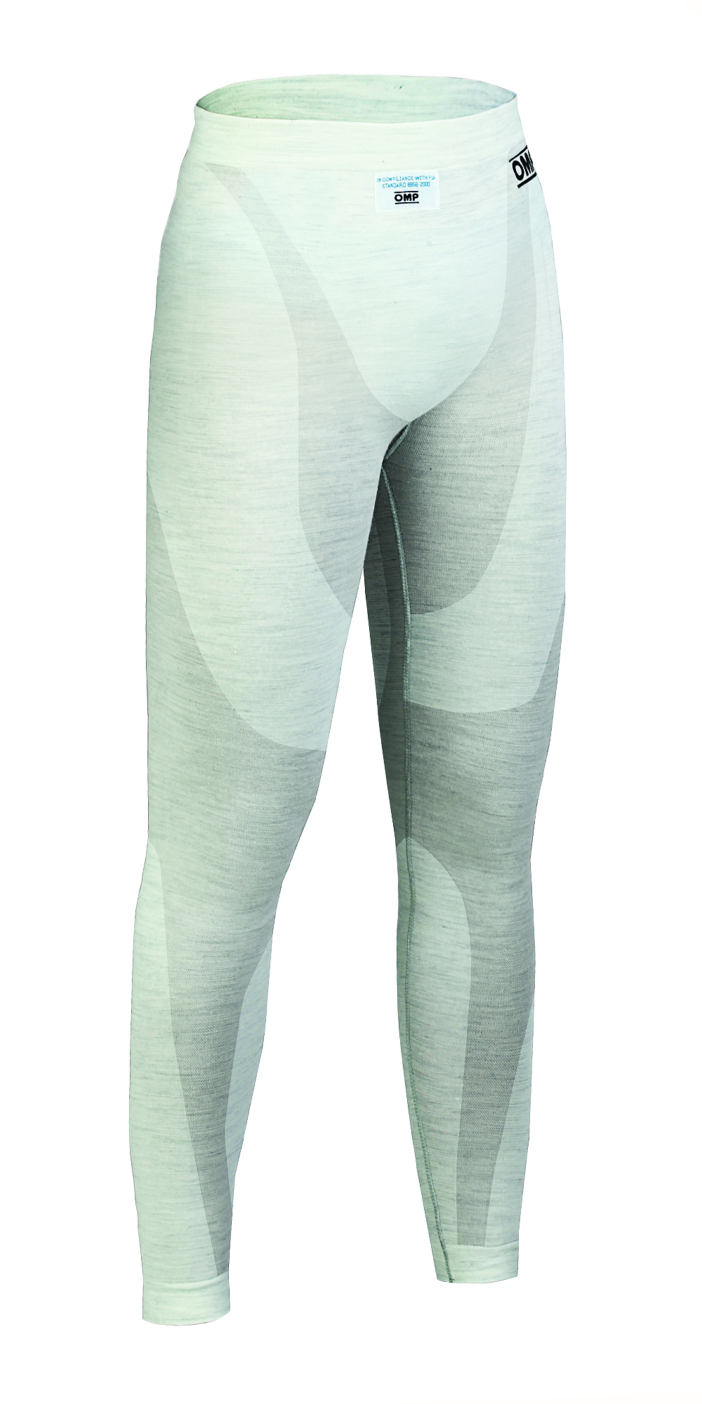 Omp One Long Johns In White Nomex Underwear Bottoms