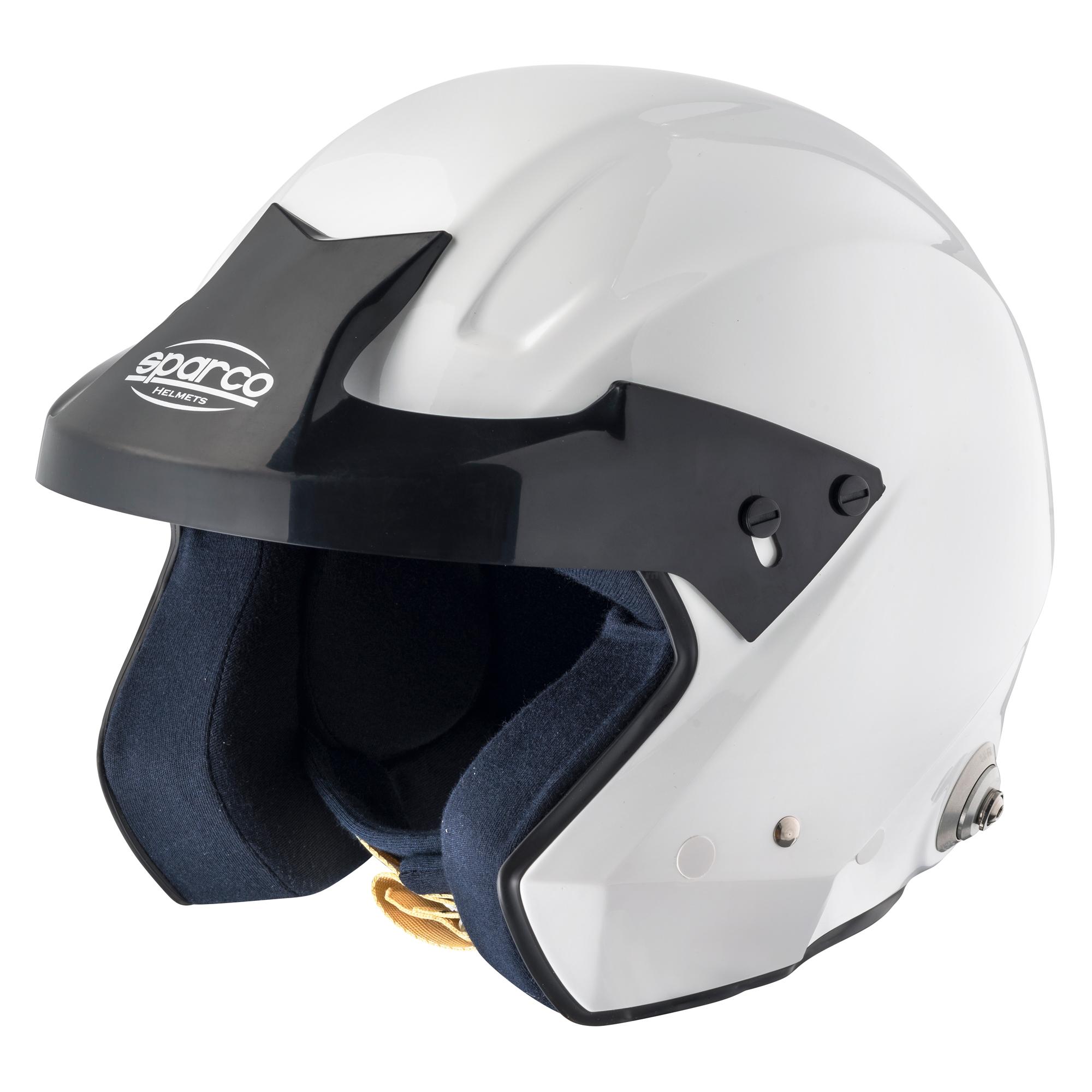 Sparco Racing Helmets Sparco j Pro Hans Helmet Snell