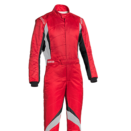 Sparco Superseed RS-9 Race Suit Red
