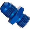 Goodridge -10 JIC to M18 x 1.5 Metric Male/Male Concave Adaptor