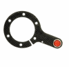 Turn One Competition Carbon Steering Wheel Button Kit (1 Button)
