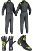 OMP First Evo Anthracite Racewear Package