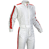 OMP Vintage One Race Suit White