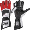OMP Tecnica Evo Race Gloves Red