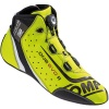 OMP One Evo Formula R Shoes Fluro Yellow