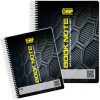 OMP Co-Drivers A4 Pace Note Pad