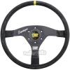 OMP Velocita OV Superleggero Steering Wheel Black Suede