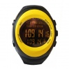 Fastime RW3 Yellow Co-Pilote Rally Watches