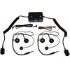 Terraphone Clubman Intercom Kit - 2 Full Face Headsets