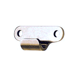 Protex Stainless Steel Latch Striker Plate