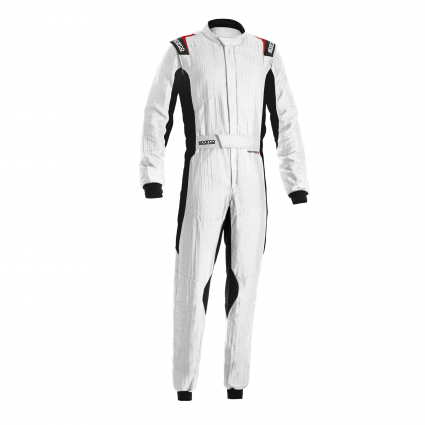 Sparco Eagle 2.0 Race Suit White/Black