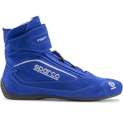 Sparco Top+ SH-5 Race Boots Blue