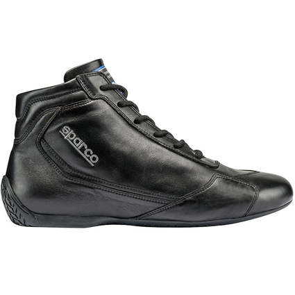 Sparco Slalom Classica Race Boots Black