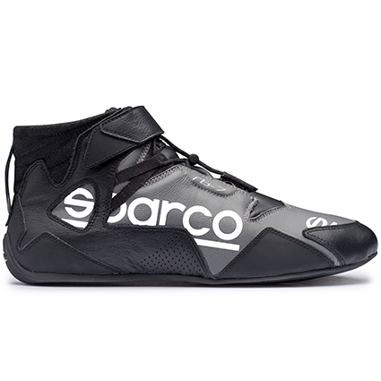 Sparco Apex RB-7 Race Boots Black/White