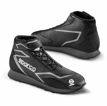 Sparco Skid+ Race Boot Black/Grey