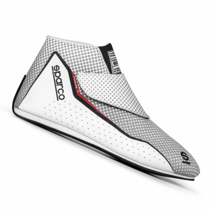 Sparco Prime T Race Boots White