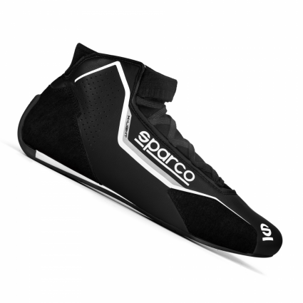 Sparco X-Light Race Boots Black/White