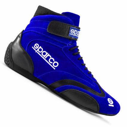 Sparco Top Race Boot Blue/Black