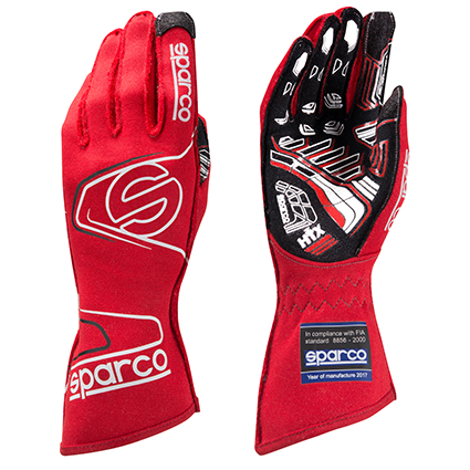 Sparco Arrow Evo RG-7 Race Gloves Red